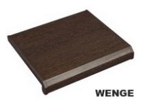 Декор Венге отвечает современным запросам дизайна для контрастных акцентов в интерьере в сочетании с такими элементами как двери, окна и мебель черного дерева